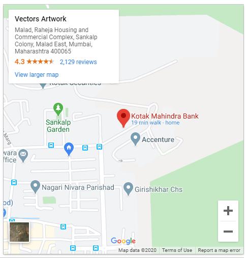 Vectors artwork office - India